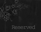 Reserved Listing for Ally