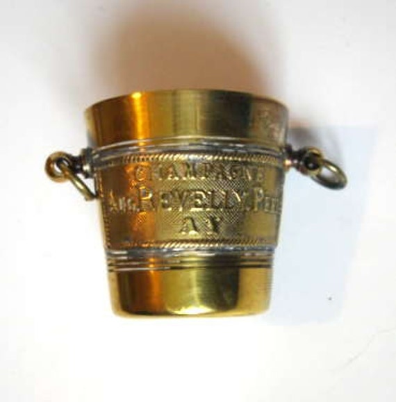 Minature French Champagne Bucket