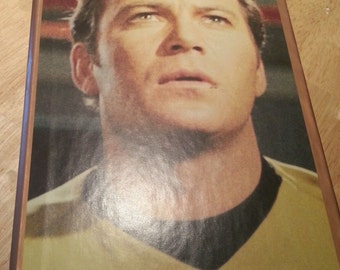 Star Trek Memories William Shatner SIGNED 1st Print 1st Issue. Now 120