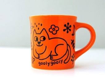 Mugs500 Cat by goolygooly