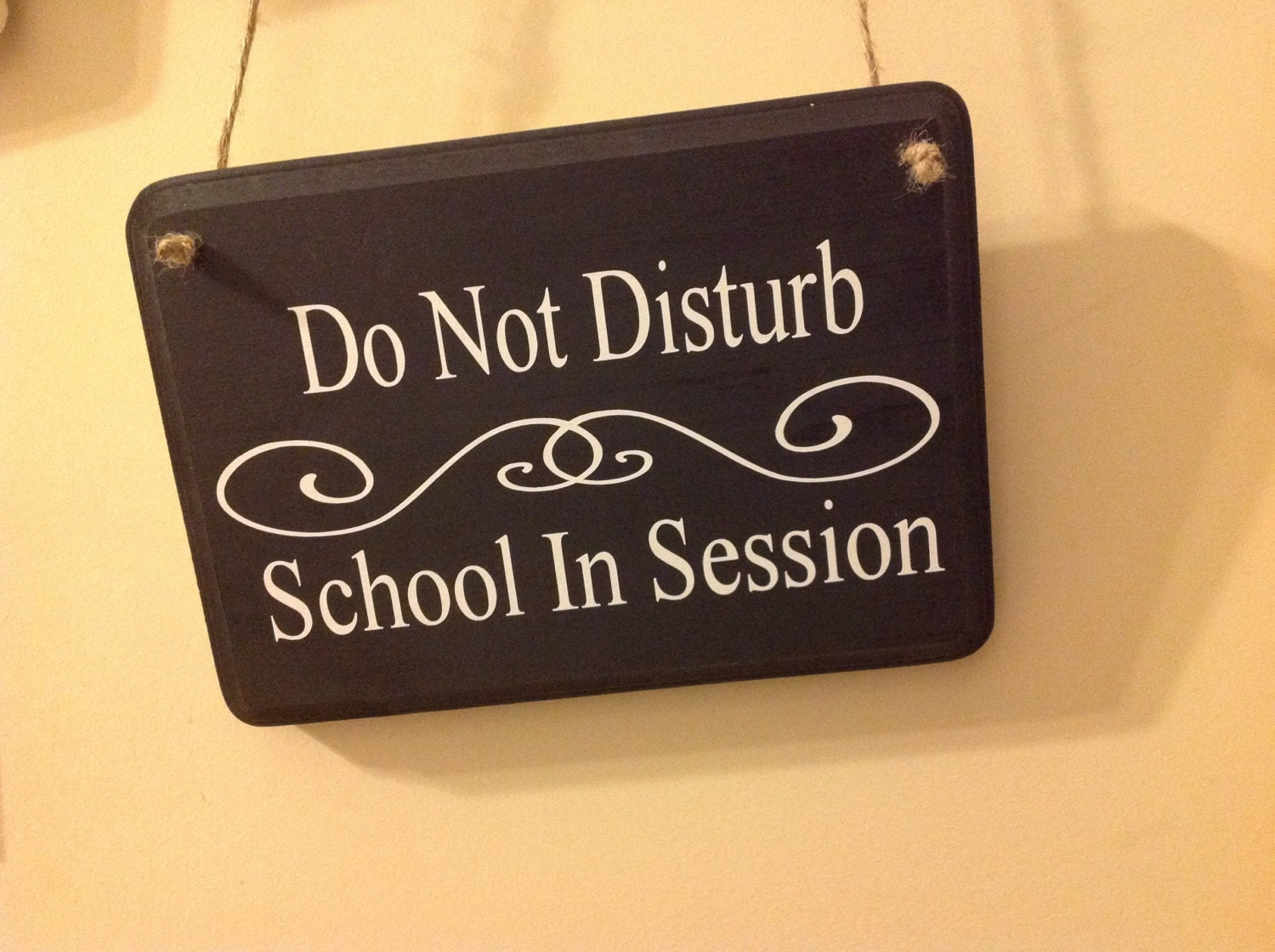 school in session do not disturb class in session door hanger classroom sign teacher gift classroom