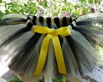 Yellow and Black Tutu