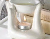 Hands Like Silk Oil Warmer + Free gifts
