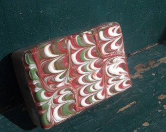 Gingersnap Handmade Cold process soap