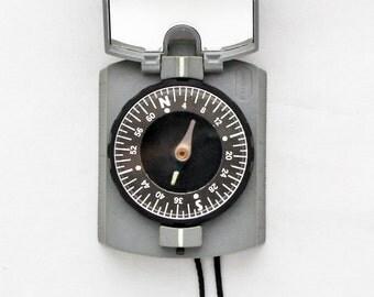 1960s Vintage WILKIE Compass / German Field Compass