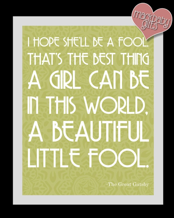 great gatsby beautiful little fool essay Is he great something other a beautiful little fool the great gatsby essay exam.