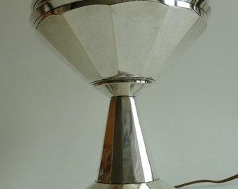Art deco lamp uplighter
