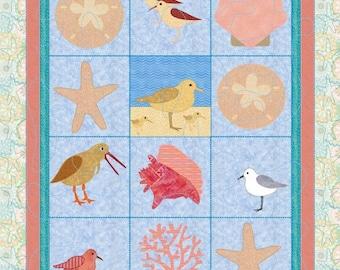 Baby Quilt Pattern Shorebird Festival