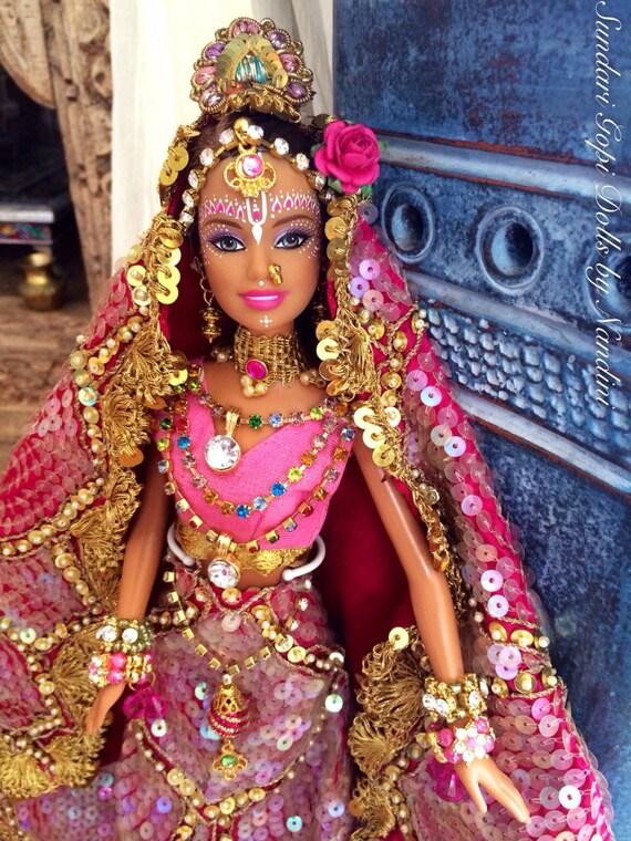 indische barbie