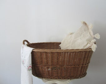 Popular Items For Rattan Basket On Etsy