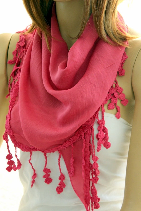 https://www.etsy.com/listing/164794898/pink-summer-scarf