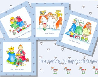 Downloadable Christmas cards
