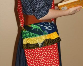 Rwandan Messenger Bag