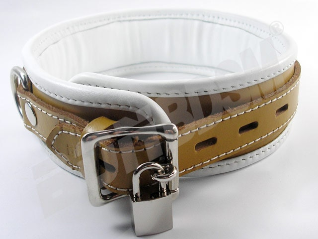 White Bondage Restraints - Xxx Photo-4474