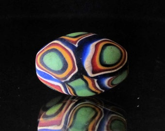 handmade colorful indonesian glass bead (07)