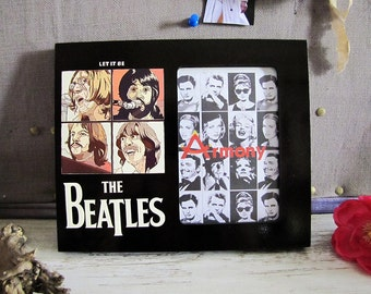 Free Shipping/The Beatles Picture Frame/Retro Picture Frame /Home Decor/Cute Frame
