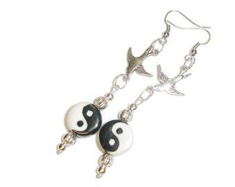 Birds of Peace and Harmony earrings