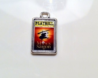Theater / Show Charm - Playbill Play Bill - Miss Saigon