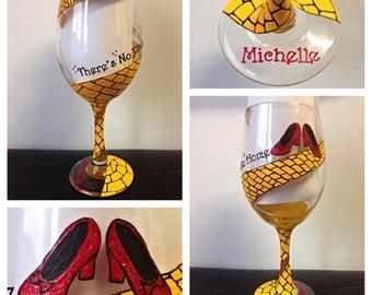 Wizard of Oz Glass