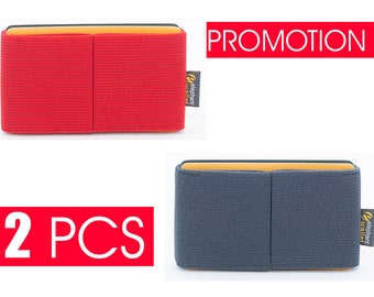 Men's wallet, women's wallet, credit card holder, Christmas gift, slim wallet, minimalist wallet, modern design, E8 wallet, Elephant Wallet