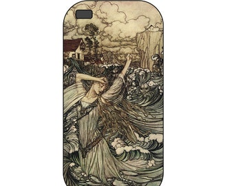 Vintage Story Book - Fairytales  - Iphone 6, 6+, 5s, 5, 4s or 4 case