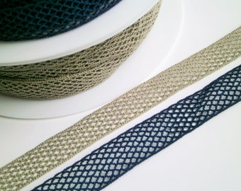 1m  elastic trim  15 mm w.
