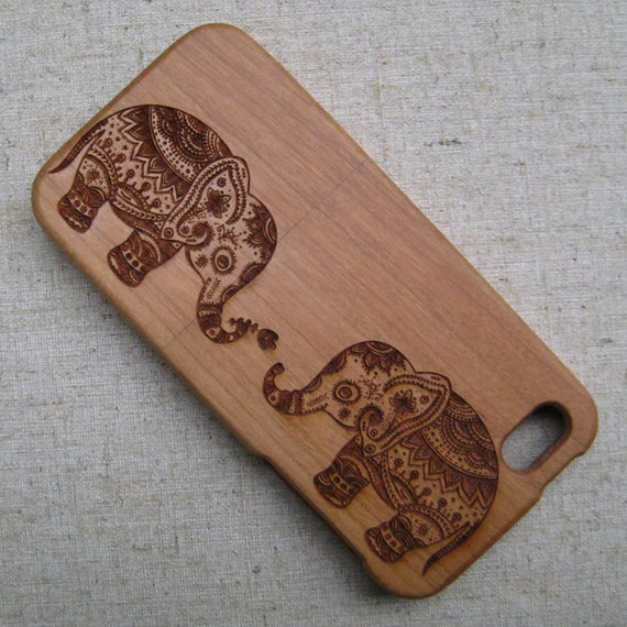 iphone 5s wood case customized personalizednatural wood by sunrisingsources 3503