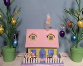 Easter Bunny House