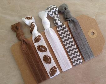 Set of 5 hair tie