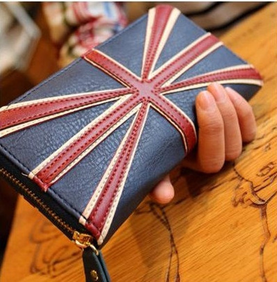 Union Jack wallet  iPhone 4s wallet iPhone 5 5S wallet leather wallet phone case for iPhone 5 iPhone 4S samsung s2 s3 s4 note 2
