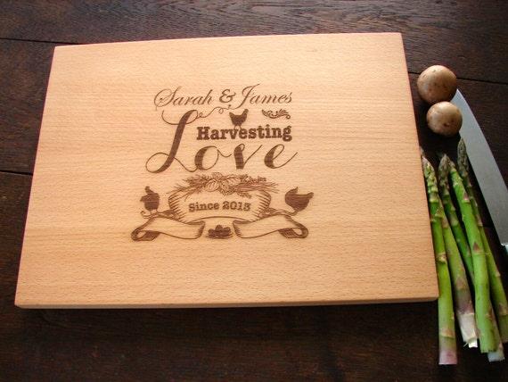 Plancheà découper bois personnalisée u2013 Table de cuisine # Planche À Découper Personnalisée Bois