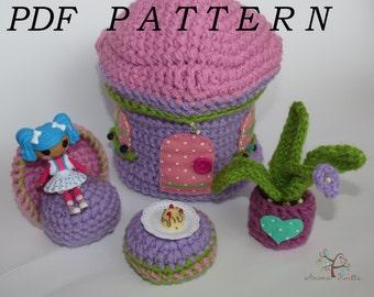 Dollhouse Crochet Patterns