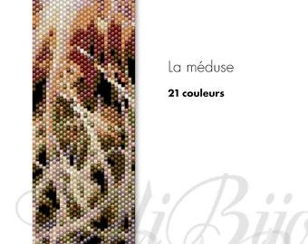 La méduse - PATTERN