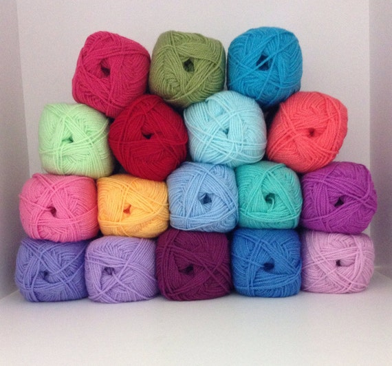 """Stylecraft Special DK - """"Lucy Pack"""" - 17 Colors"""