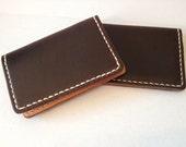 Horween Leather Card Holder (samnang custom order)