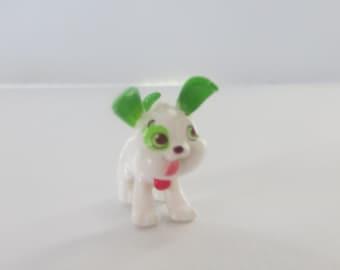 Pupcake Puppy Pendant-Charm-Necklace-Strawberry Shortcake