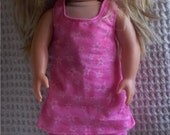 American Girl 18 inch Doll Clothing Shorts and Top