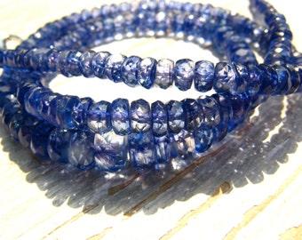 Exclusive kyanite gemstone necklace // Accessories,jewelry,birthday,gift, giftidea, engagement,gemstone,