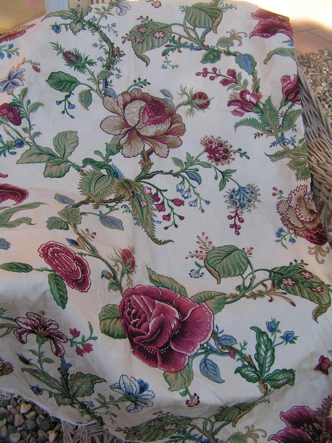 Sale 50 Off Waverly Home Decorator Fabric By