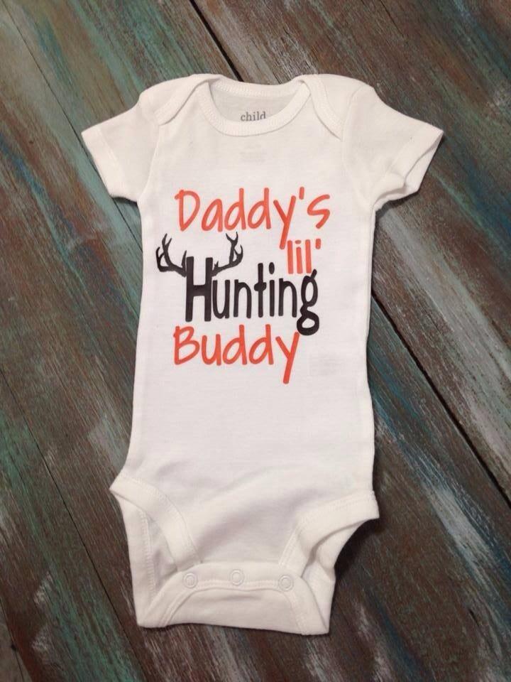 Daddy S Lil Hunting Buddy