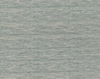 A Wandering Mind - Scribble Stripe - Aqua - 1/2 yd