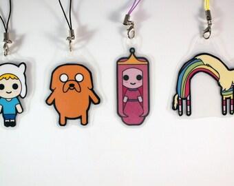Adventure Time Keychains