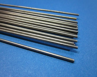 "1/8"" (.125) Stainless Steel Round Rod Bar, Alloy 303"