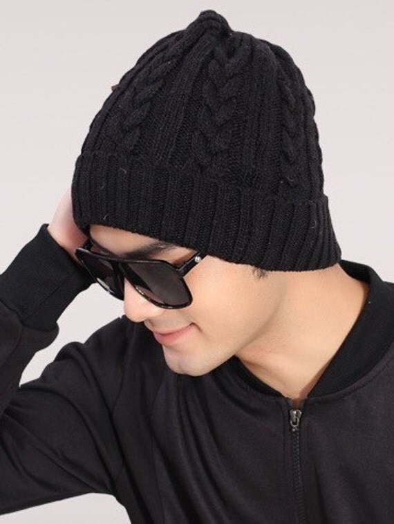 Knitted Warm  Wool Women Men Fancy Knit Wrap Ski Beanie Hats Caps Warm Winter Gift You Pick