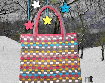 Sportina Tegoline crochet bag pattern