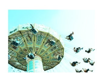 Nursery photography, Children's playroom, Carnivals, The Swings, Whimsical, fun, playful, pastel