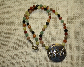 Children of the world necklace