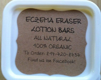 Eczema Eraser Lotion Bar