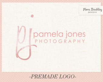 Custom Logo Design and Watermark - Premade  FB062