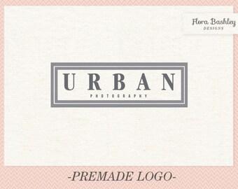 Custom Logo Design Premade Logo and Watermark - FB118